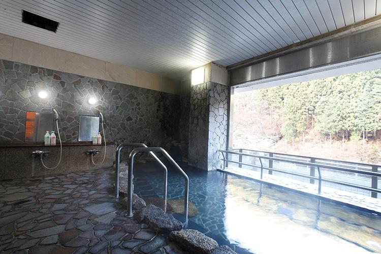 大滝温泉(遊湯館)
