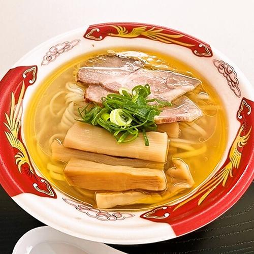 麺処青野:鶏塩らぁめん 750円
